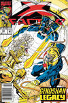 Cover Thumbnail for X-Factor (1986 series) #83 [Newsstand]