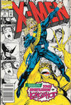 Cover for X-Men (Marvel, 1991 series) #10 [Newsstand]