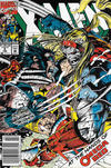 Cover for X-Men (Marvel, 1991 series) #5 [Newsstand]