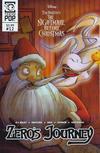 Cover for Disney Tim Burton's the Nightmare before Christmas: Zero's Journey (Tokyopop, 2018 series) #12