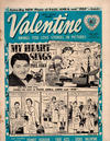 Cover for Valentine (IPC, 1957 series) #116