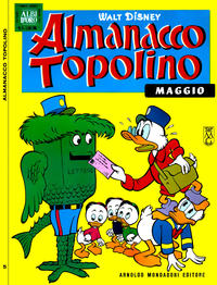 Cover Thumbnail for Almanacco Topolino (Arnoldo Mondadori Editore, 1957 series) #101