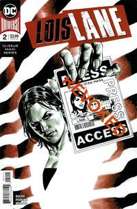 Cover Thumbnail for Lois Lane (DC, 2019 series) #2