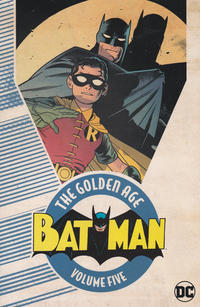 Cover Thumbnail for Batman: The Golden Age (DC, 2016 series) #5