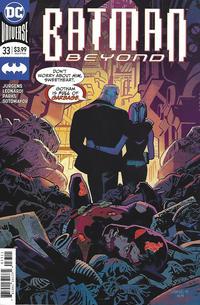 Cover Thumbnail for Batman Beyond (DC, 2016 series) #33