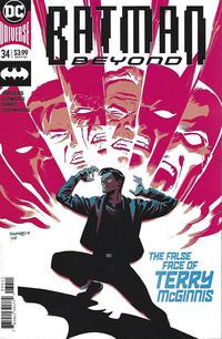 Cover Thumbnail for Batman Beyond (DC, 2016 series) #34 [Chris Samnee & Matthew Wilson]