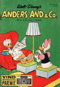 Cover Thumbnail for Anders And & Co. (Egmont, 1949 series) #20/1965