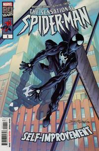 Cover Thumbnail for Sensational Spider-Man: Self-Improvement (Marvel, 2019 series) #1