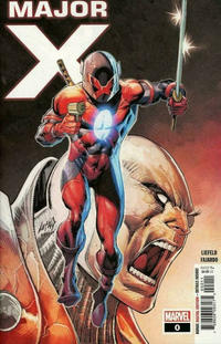 Cover Thumbnail for Major X (Marvel, 2019 series) #0