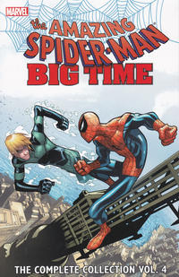Cover Thumbnail for Spider-Man: Big Time - The Complete Collection (Marvel, 2013 series) #4