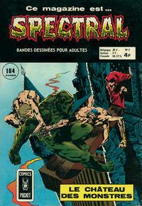 Cover Thumbnail for Spectral (Arédit-Artima, 1974 series) #2