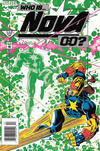Cover for Nova (Marvel, 1994 series) #4 [Newsstand]