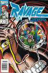Cover Thumbnail for Ravage 2099 (1992 series) #8 [Newsstand]