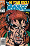 Cover Thumbnail for Ravage 2099 (1992 series) #10 [Newsstand]