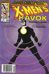 Cover for Marvel Comics Presents (Marvel, 1988 series) #25 [Newsstand]