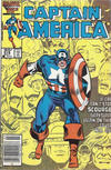 Cover Thumbnail for Captain America (1968 series) #319 [Canadian]