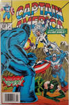 Cover for Captain America (Marvel, 1968 series) #419 [Newsstand]