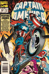 Cover for Captain America (Marvel, 1968 series) #427 [Newsstand]