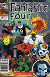 Cover Thumbnail for Fantastic Four (1961 series) #349 [Mark Jewelers]