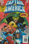Cover for Captain America (Marvel, 1968 series) #435 [Newsstand]