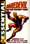 Cover for Essential Daredevil (Marvel, 2002 series) #1 [Second Edition, First Printing]