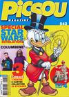 Cover for Picsou Magazine (Disney Hachette Presse, 1972 series) #543