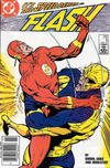 Cover for Flash (DC, 1987 series) #6 [Newsstand]
