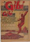 Cover for Gibi (O Globo, 1939 series) #167