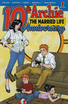 Cover Thumbnail for Archie: The Married Life - 10th Anniversary (2019 series) #1 [Cover E - Aaron Lopresti]