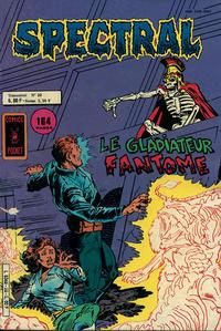 Cover Thumbnail for Spectral (Arédit-Artima, 1978 series) #20