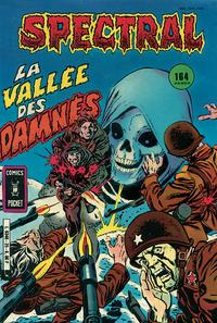Cover Thumbnail for Spectral (Arédit-Artima, 1978 series) #25