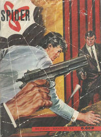 Cover Thumbnail for Spider agent spécial (Impéria, 1965 series) #6