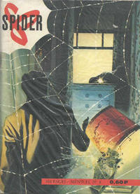 Cover Thumbnail for Spider agent spécial (Impéria, 1965 series) #8