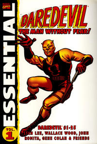 Cover for Essential Daredevil (Marvel, 2002 series) #1