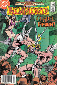 Cover Thumbnail for Warlord (DC, 1976 series) #115 [Newsstand]