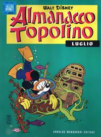 Cover Thumbnail for Almanacco Topolino (Arnoldo Mondadori Editore, 1957 series) #79