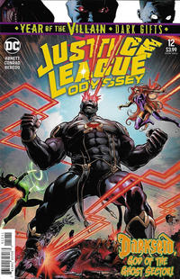 Cover Thumbnail for Justice League Odyssey (DC, 2018 series) #12 [Will Conrad Cover]
