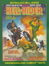 Cover Thumbnail for Gwandanaland Comics (Gwandanaland Comics, 2016 series) #2378 - Skywald's Hell-Rider