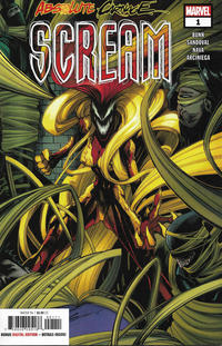 Cover Thumbnail for Absolute Carnage: Scream (Marvel, 2019 series) #1
