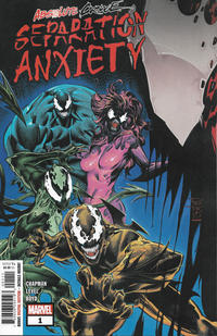 Cover Thumbnail for Absolute Carnage: Separation Anxiety (Marvel, 2019 series) #1