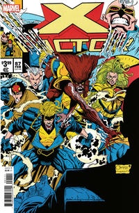 Cover Thumbnail for X-Factor No. 87 Facsimile Edition (Marvel, 2019 series)