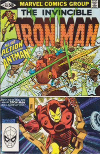 Cover Thumbnail for Iron Man (Marvel, 1968 series) #151 [Direct]