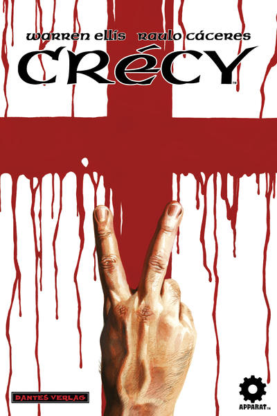 Cover for Crécy (Dantes Verlag, 2019 series)  [limited edition]