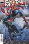 Cover for Captain Marvel (Marvel, 2019 series) #9 (143)