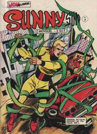 Cover Thumbnail for Sunny Sun (Mon Journal, 1977 series) #7