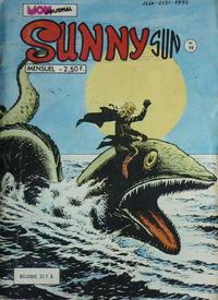 Cover Thumbnail for Sunny Sun (Mon Journal, 1977 series) #10