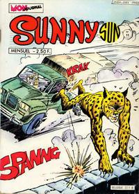 Cover Thumbnail for Sunny Sun (Mon Journal, 1977 series) #11