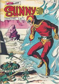 Cover Thumbnail for Sunny Sun (Mon Journal, 1977 series) #22