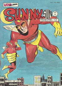 Cover Thumbnail for Sunny Sun (Mon Journal, 1977 series) #36