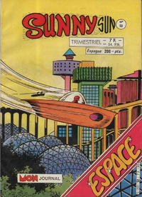 Cover Thumbnail for Sunny Sun (Mon Journal, 1977 series) #53